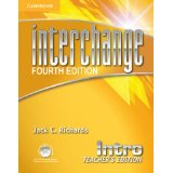 Interchange Teacher's Edition Cover