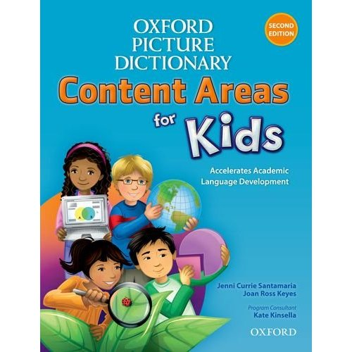 Oxford Picture Dictionary for Kid's