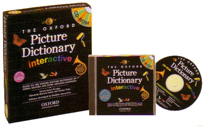 The Oxford Picture Dictionary Interactive CD-ROM
