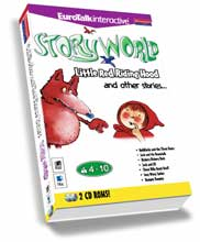Story World CD-ROM Series